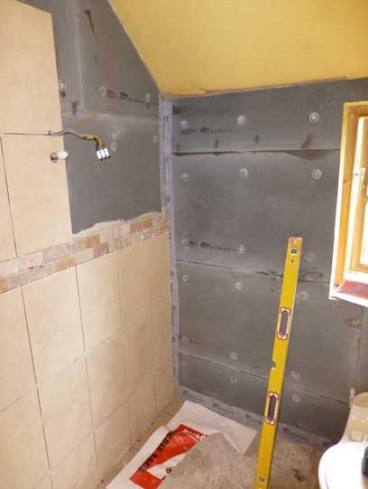 Wet room Installation and Design Bristol